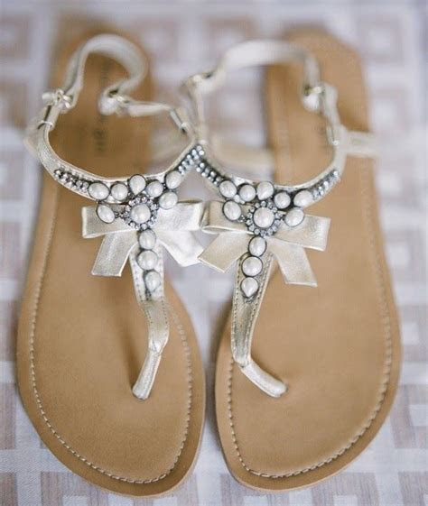 pretty flats   summer brideflats wedding shoes