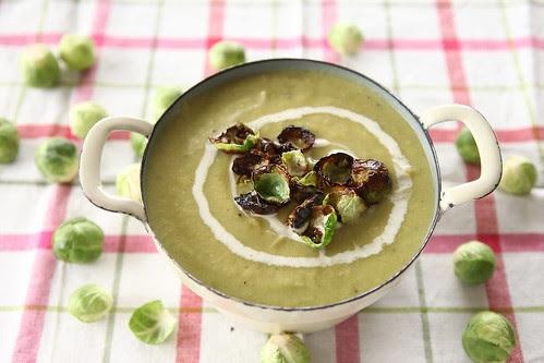 soupe à la flamande