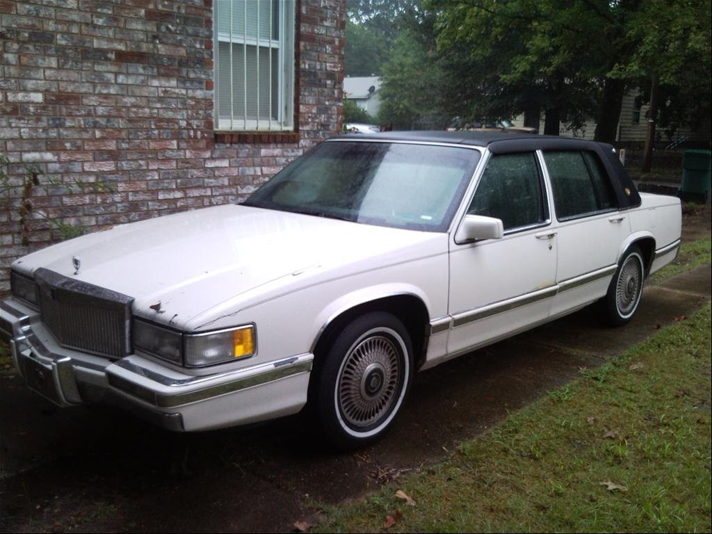 easy1lac's 1993 Cadillac DeVille in Pine Bluff, AR