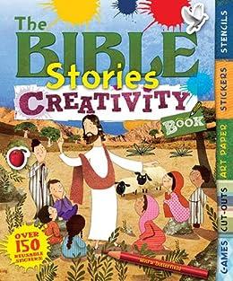 Bible Stories Creativity Book