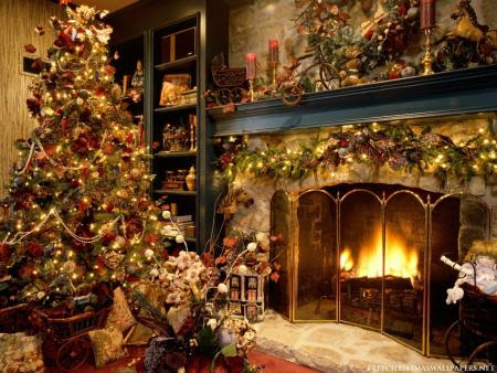 Cozy Christmas Living Room Images Amp Pictures Becuo