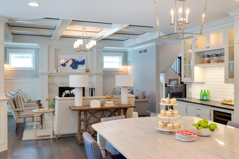Wayzata Cottage Home Interior Design By Grace Hill