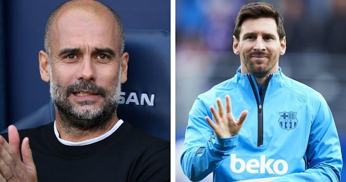 Source: Manchester City leading candidates to land Messi if he leaves