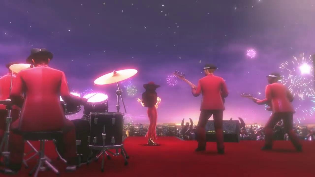 'Jump Up, Super Star' is rocking the iTunes music charts screenshot