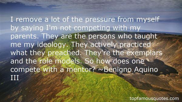 Parents Role Models Quotes Best 5 Famous Quotes About Parents Role