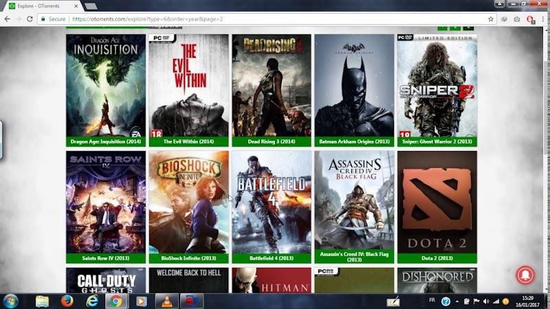 Games Torrente Pc Gratuit