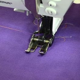 Quilting Tip Beginning and Ending when Machine Quilting 555x300