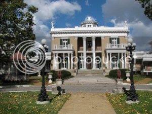 Nashville home of wealthy plantation owner Adelicia Acklen