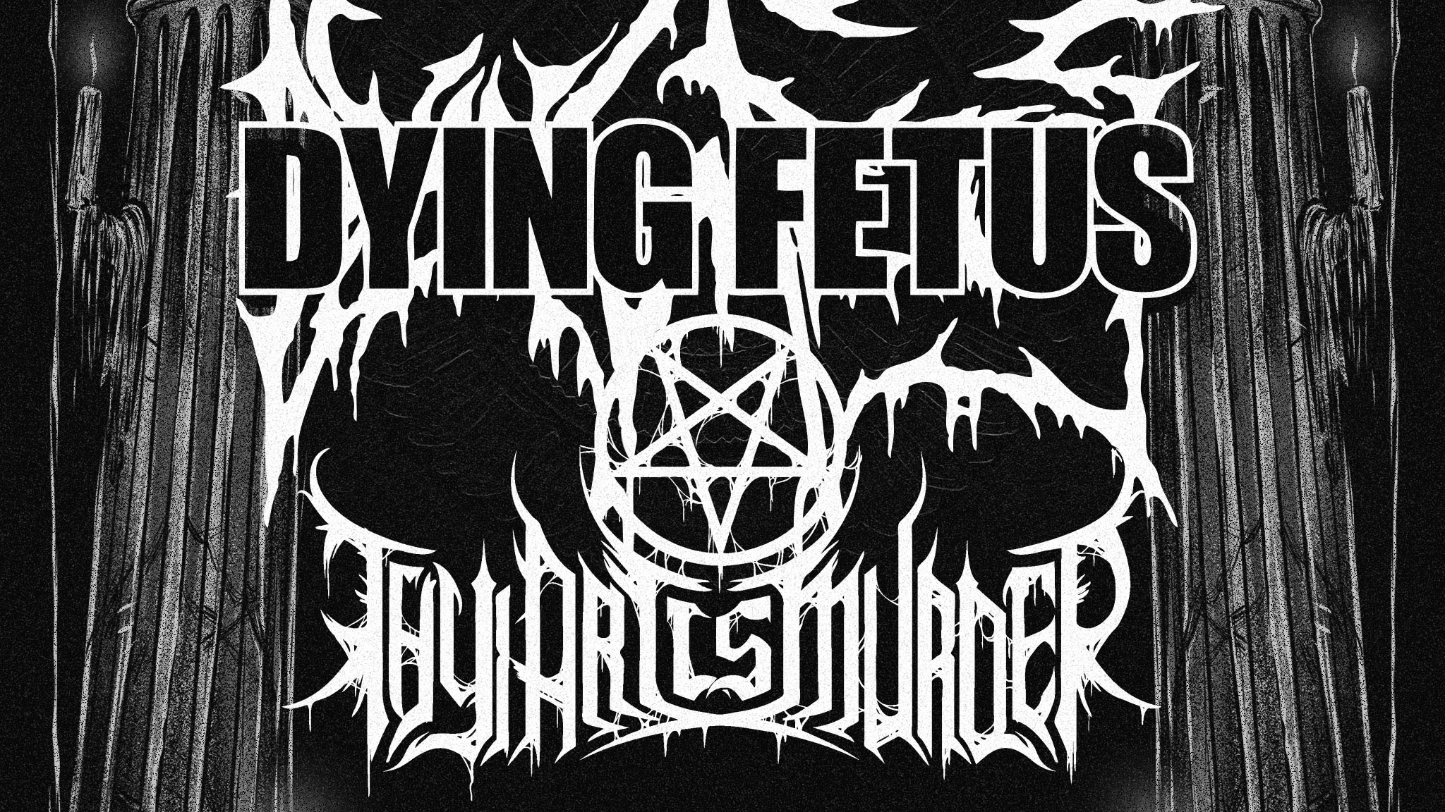 Dying Fetus Thy Art Is Murder The Masquerade