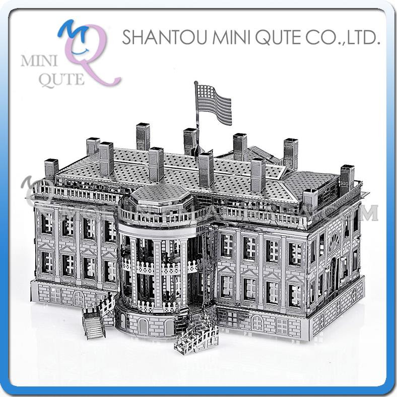 Compare Prices on White House 3d Model- Online Shopping/Buy Low ...