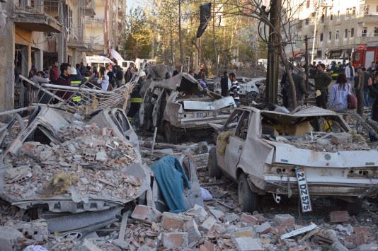 Έκρηξη στην Τουρκία, συναγερμός στην αντιτρομοκρατική