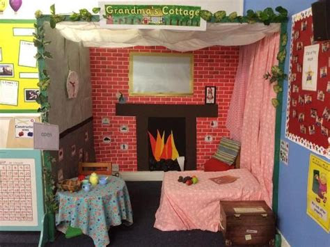 red riding hood role play area google search ideas playing
