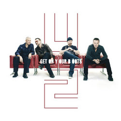 U2 - Get On Your Boots single cover