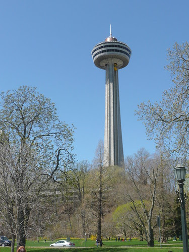 The Skylon Revolving Observation Tower