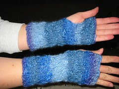 Finished Handwarmers