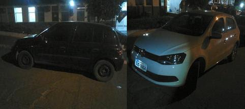 Veículos roubados em Salvador recuperados em mãos dos elementos presos em Jequié
