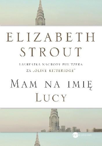 Okładka książki Mam na imię Lucy