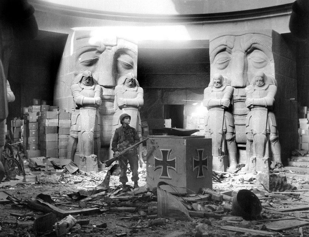 O Monumento à Batalha das Nações : O maior monumento da Europa 21