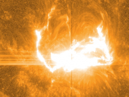 March 29 X-class Flare - 12