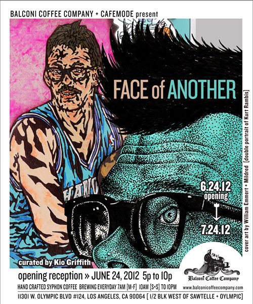 Face Of Another Flyer