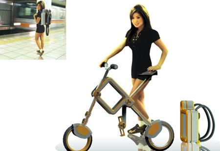 5 novidades tecnológicas em bicicletas dobráveis