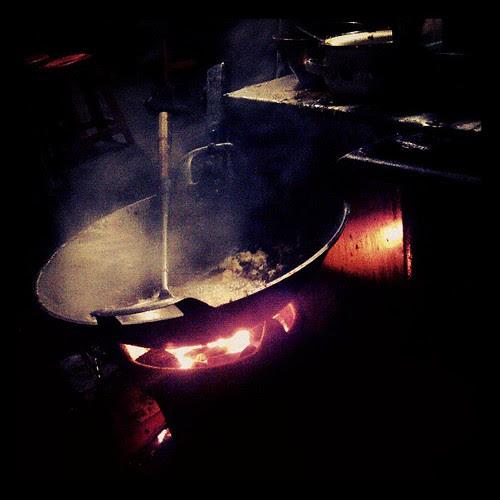 On the fire #picofme #instagram #instamood  #instapic #yogjakarta #indonesia by be.samyono