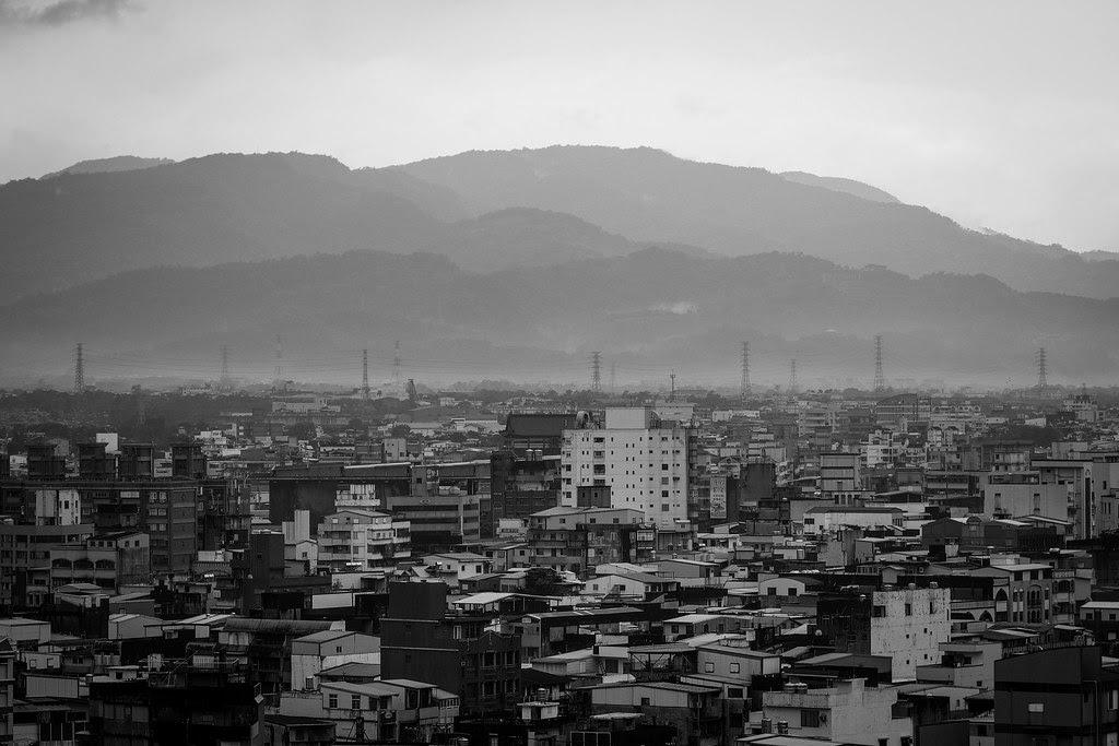 *宜蘭|雨天空