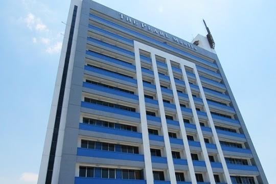 Staycation: Pearl Manila Hotel