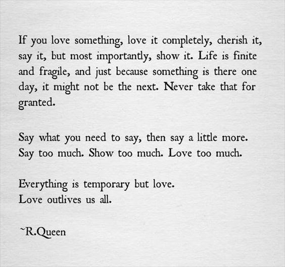 Love Quote Sloan Parker Blog