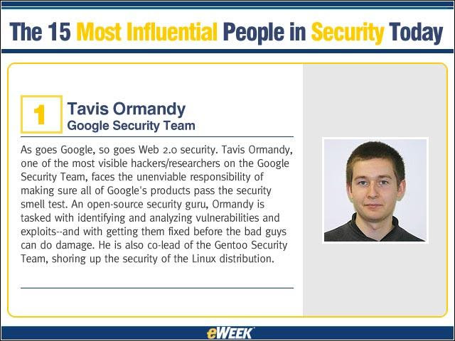 Tavis Ormandy