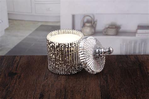 Creative mercury glass candle holders bulk unique candle