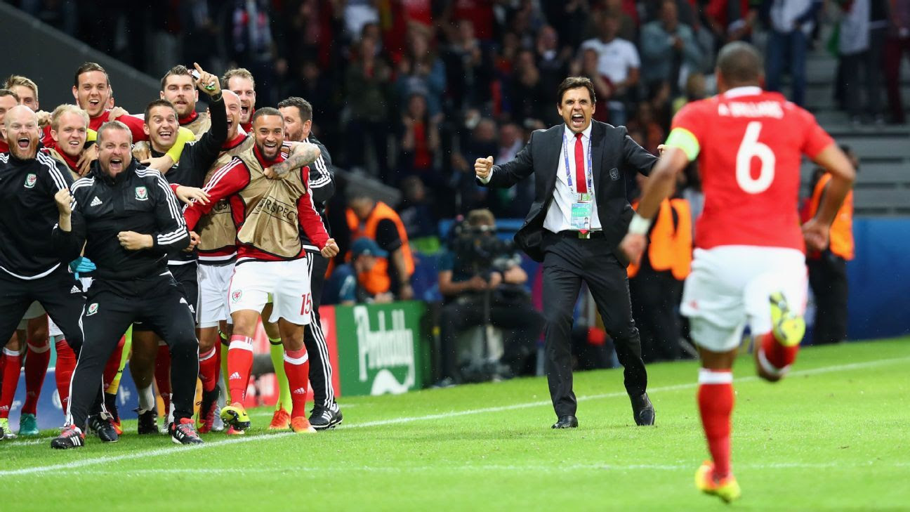 Wales players show they have heart after beating Belgium ...