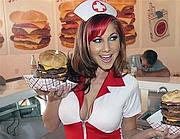 Il doppio burger bypass che attenta alle coronarie degli avventori (Ap)