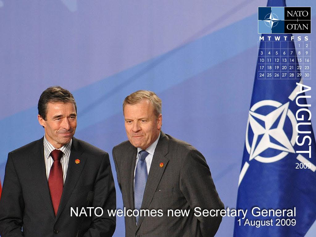 NATO Wallpapers. Secretary