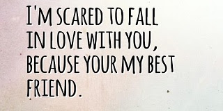 Quotes About Being Scared To Fall In Love With You