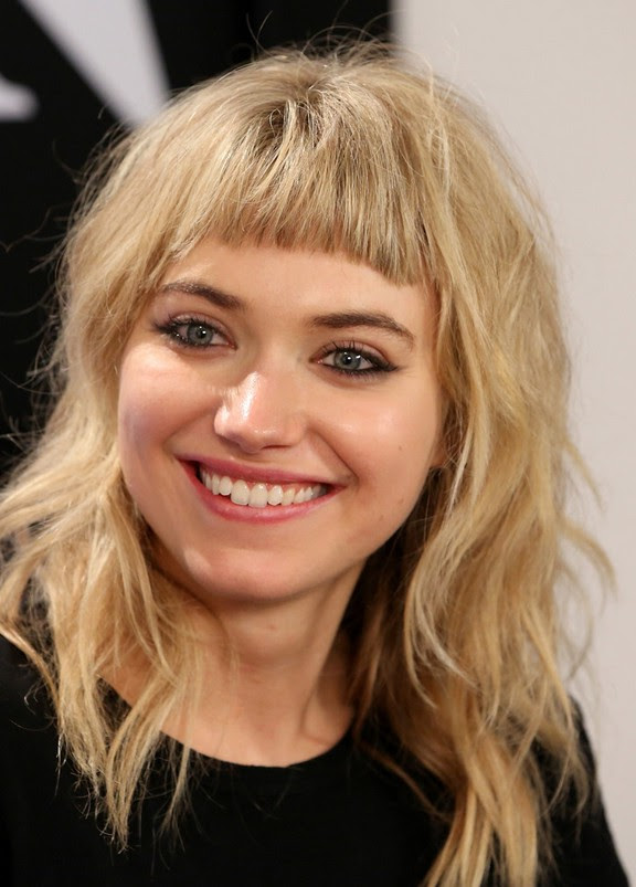 18 Short Hairstyle Bangs Round Face Great Ideas
