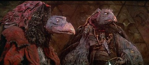 Skekses | The Dark Crystal | Tacky Harper's Cryptic Clues