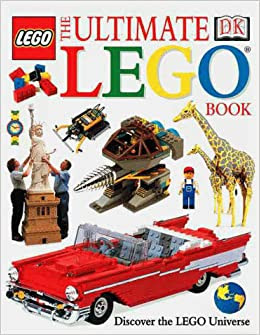 The Ultimate LEGO Book: DK: 9780789446916: Amazon.com: Books