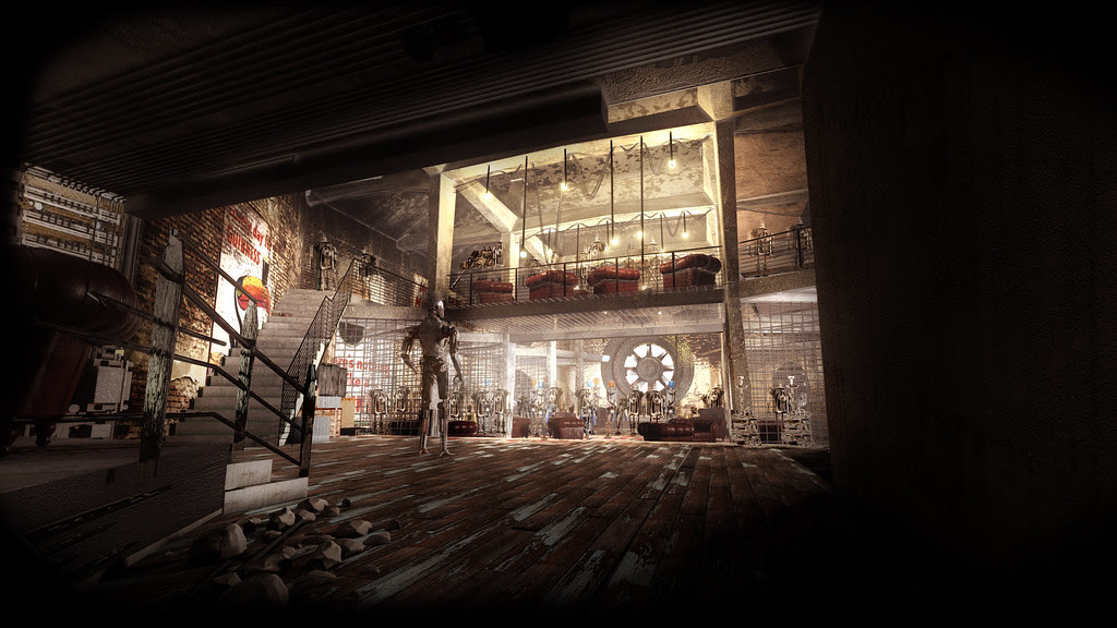 Interior Concept Render 03