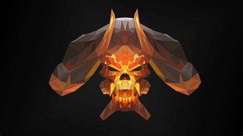clinkz fan art minimal dota  wallpapers hd