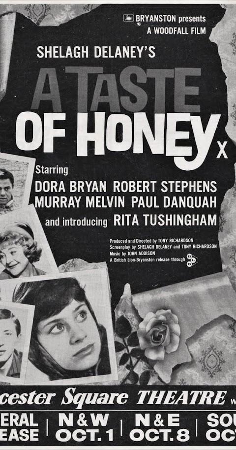 A Taste Of Honey Film Cast