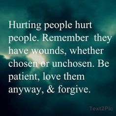 Hurt People Hurt People, Inspiration, Quotes, Hurts People, Gods Grace ...