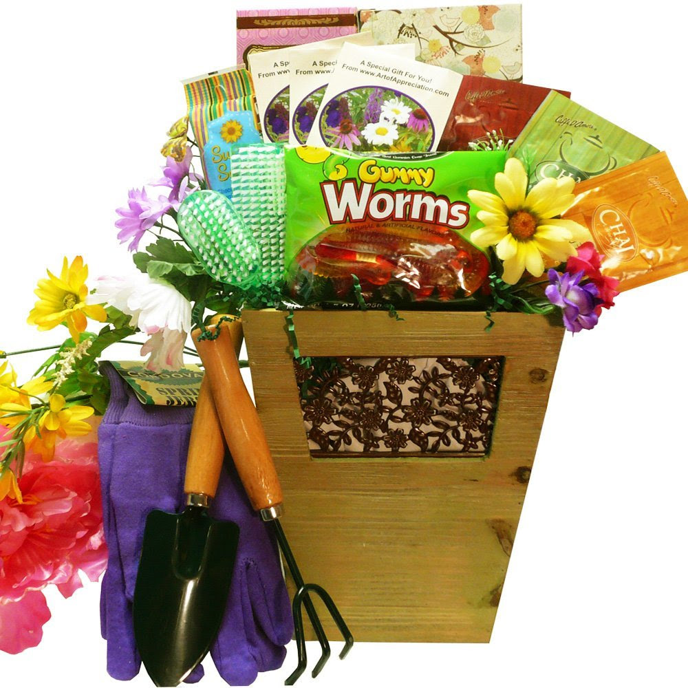 How About Giving A Mothers Day Gift Basket This Year