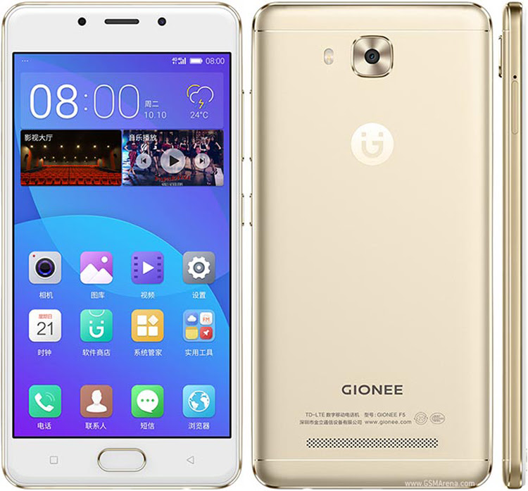 Download Gionee F5 User Guide Manual Free Tips and Tricks