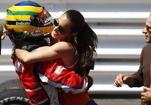 Sobrenome SENNA retorna a F1