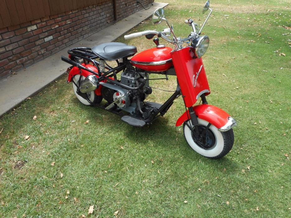 Cushman Scooters Motorcycles For Sale