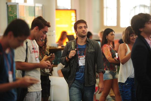Tecnologia e cultura urbana se encontram no Recife Digital, um dos cenários da nova novela das 7, que estreia em maio na Globo