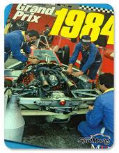 Libro  Model Factory Hiro - JOE HONDA Racing Pictorial Series - Grand Prix  1984