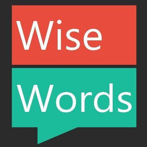 kata bijak bahasa inggris wise words beserta