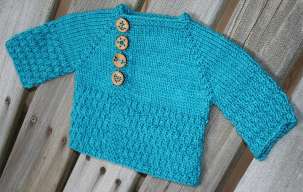 Free knitting pattern for baby cardigan My Gift to You and more free baby cardigan sweater knitting patterns
